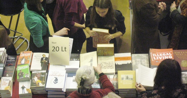 Vilniaus knygų mugė akcentuos kultūrinę programą