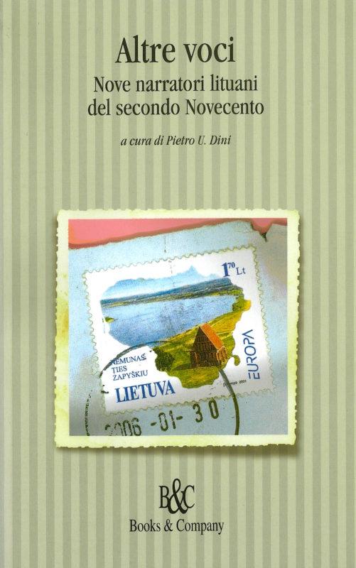 Altre voci: Nove narratori lituani del secondo Novecento
