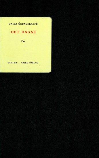 Det dagas: dikter