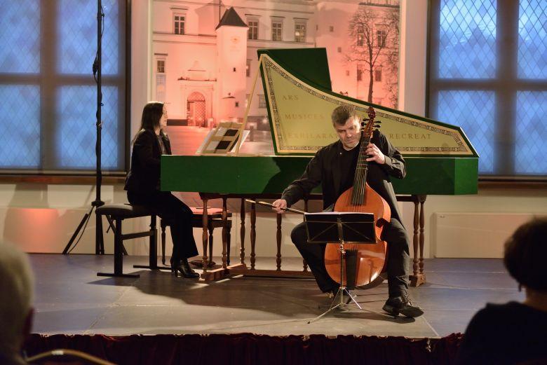 Darius Stabinskas ir Alina Rotaru