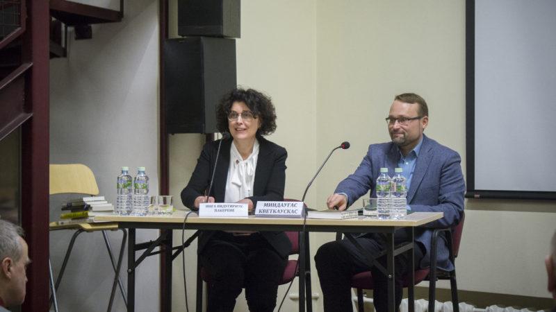 Istorijos ir atminties refleksija šiuolaikinėje Lietuvos kultūroje aptartakonferencijoje Maskvoje