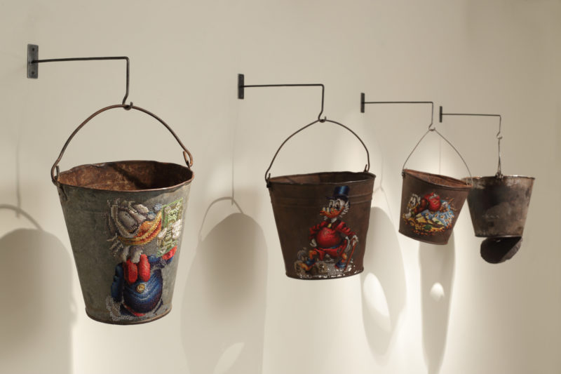 Spoleto tekstilės meno bienalėje –dėmesys Lietuvai