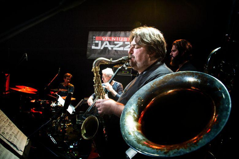 Liudas Mockūnas koncertuos Varšuvoje, Gdanske ir Krokuvoje