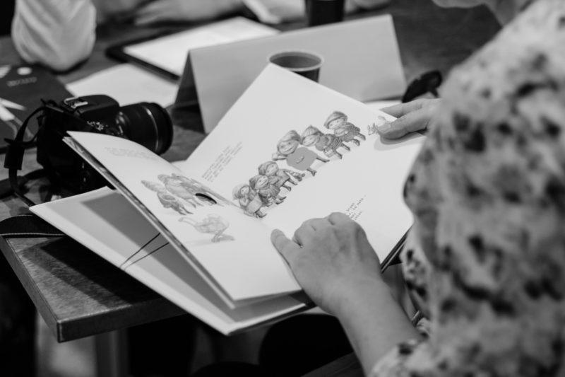 Nauja Vertimų skatinimo programos kryptis skiriama iliustruotoms knygoms
