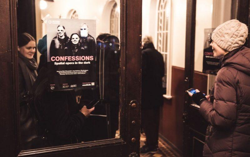 "Londone įvyko britiškoji operos ""Confessions"" premjera"