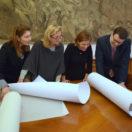 Lietuvių grafikos rinkinys padovanotas Centriniam grafikos institutui Romoje