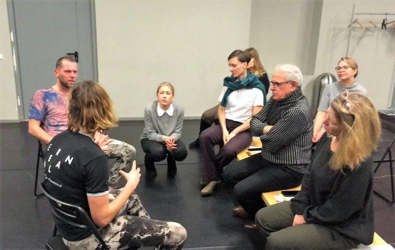 Garsaus Izraelio šiuolaikinio šokio centro vadovas lankėsi Vilniuje