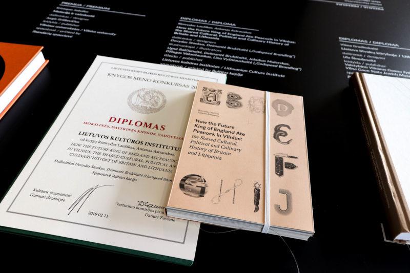 Niujorko teisių mugės įvertinimas Lietuvos kultūros instituto leidiniui!