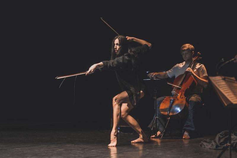 """""""Lietuviško pasakojimo"""" Tel Avive finale – Šokio savaitgalis ir jaunasis Lietuvos kinas"""
