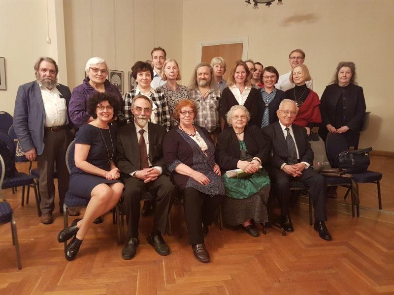 Baltistikos mokslinė konferencija Maskvoje