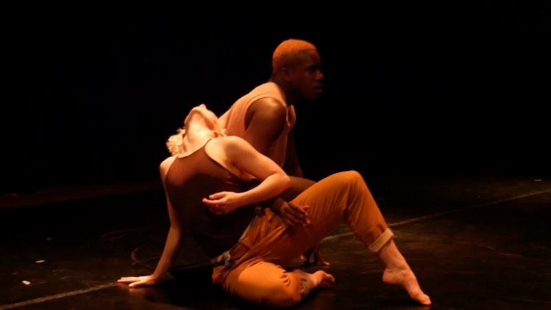 Halo mieste – trys dienos lietuviško ir britų šiuolaikinio šokio
