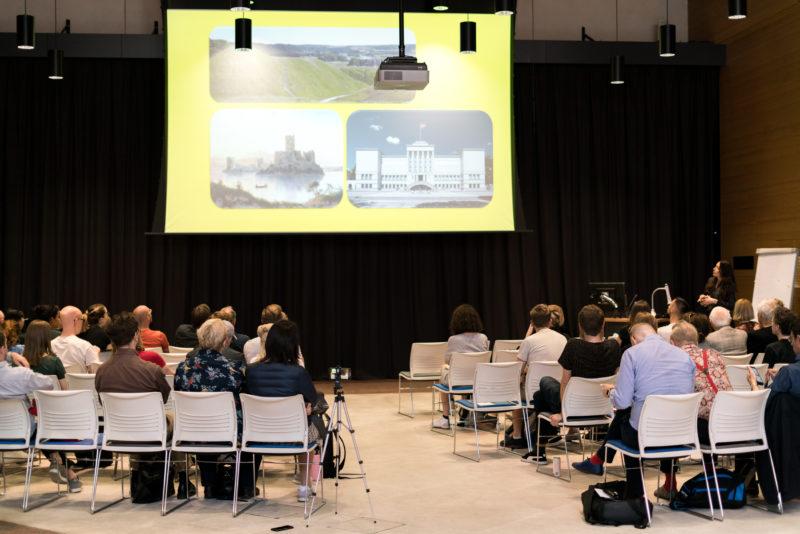 """Londone surengta diskusija """"Architektūra ir optimizmas"""""""