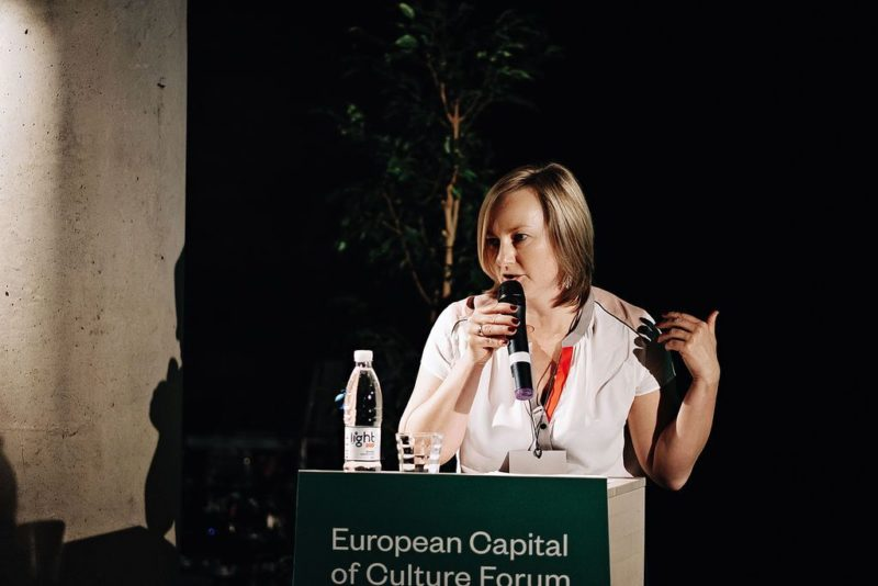 """Aušrinė Žilinskienė """"Kultūriniai ryšiai ir/ar kultūros diplomatija"""""""
