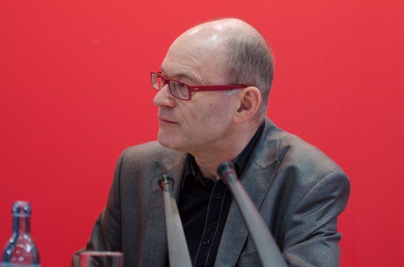 Už Lietuvos literatūros vertimus Corneliui Helliui skirta Austrijos valstybės premija
