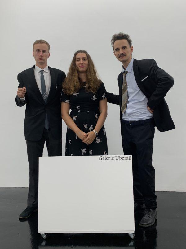 """Londone vyko Kauno bienalės renginys su """"Galerie Uberall"""""""