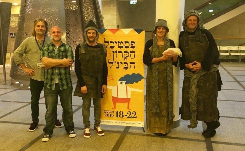 Tarptautiniame Jeruzalės lėlių teatro festivalyje – lietuviški blyksniai