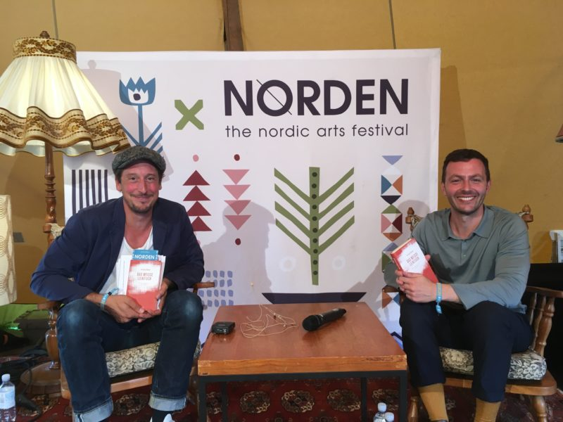 """Lietuviški akcentai Šiaurės Vokietijos festivalyje """"NORDEN"""""""