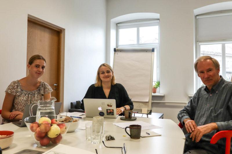 Lietuvos kultūros institute – poezijos vertimo į švedų kalbą dirbtuvės