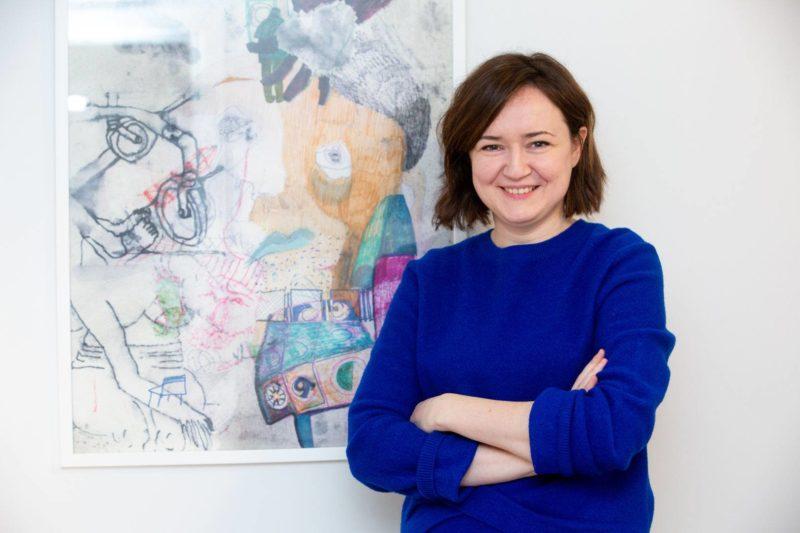 Lietuvos menininkės spindės Frankfurto knygų mugės prožektorių šviesoje