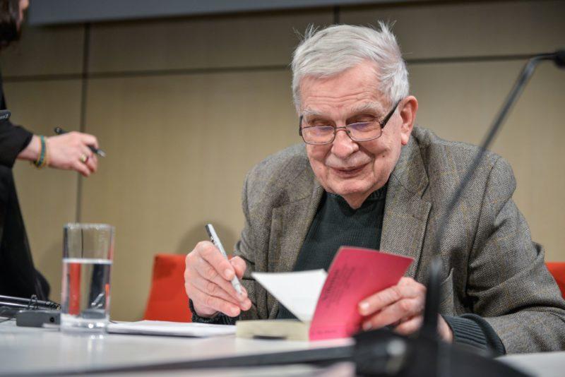 Berlyne – Tomui Venclovai skirtas literatūrinis vakaras