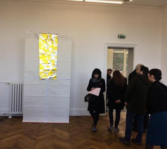 Elzaso šiuolaikinio meno centre – menininkės Elenos Narbutaitės paroda