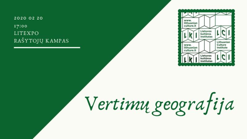 Vertimų geografija: ar skaitei Lietuvą Malaizijoje?