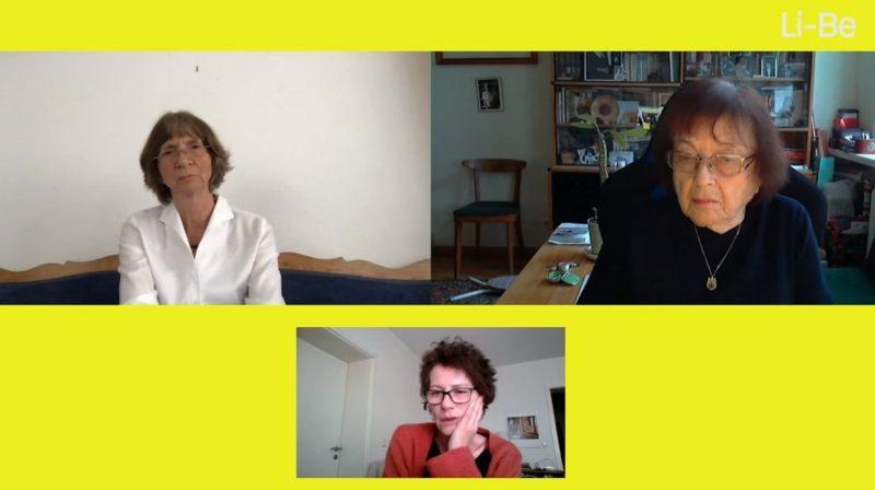 Irenai Veisaitei skirtas vakaras Berlyno literatūros namuoseperkeltas į virtualią erdvę