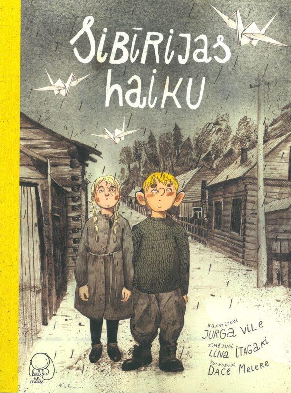 """Latviškajam """"Sibiro haiku"""" leidimui – tarptautinis apdovanojimas"""