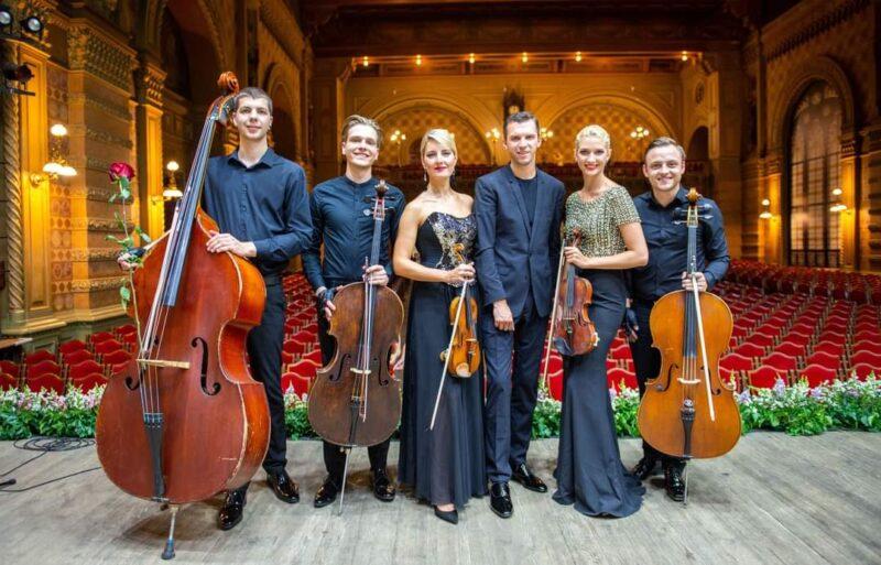 """Prestižiniame """"Odessa Classics"""" festivalyje pirmą kartą pasirodė atlikėjai iš Lietuvos"""