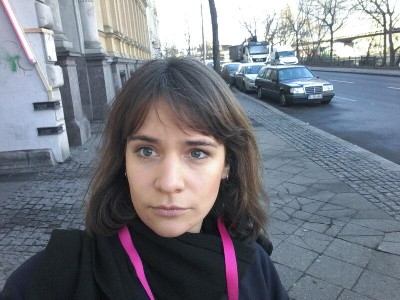 Pirmojoje virtualioje Somerset House Studios rezidencijoje dalyvaus Gerda Paliušytė