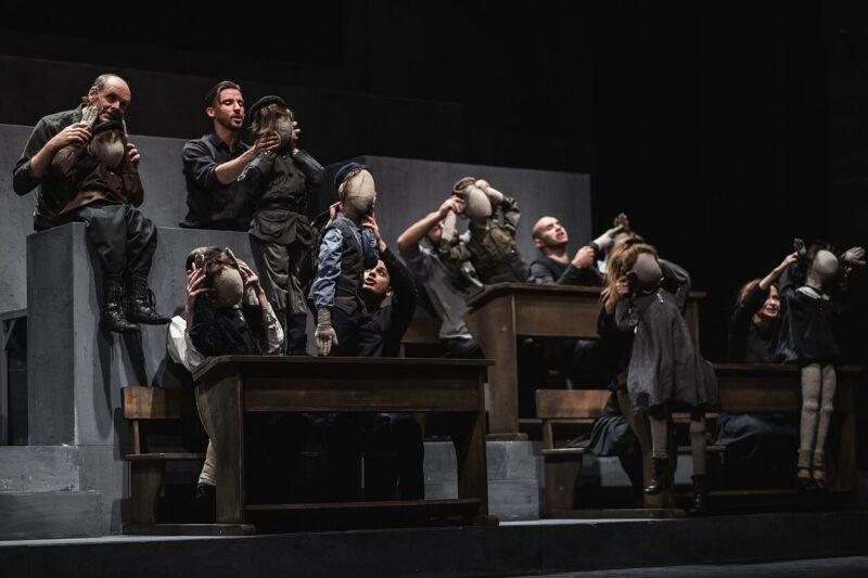 Maskvos Voznesenskio centro programoje – Klaipėdos dramos teatro savaitgalis