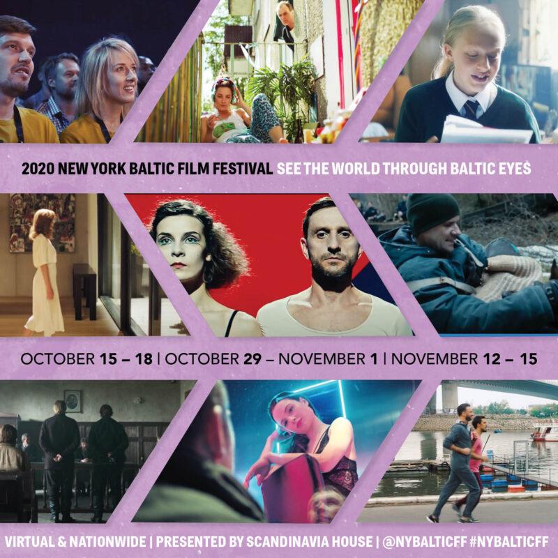 Trečiasis Niujorko Baltijos šalių kino festivalis keliasi į virtualią erdvę