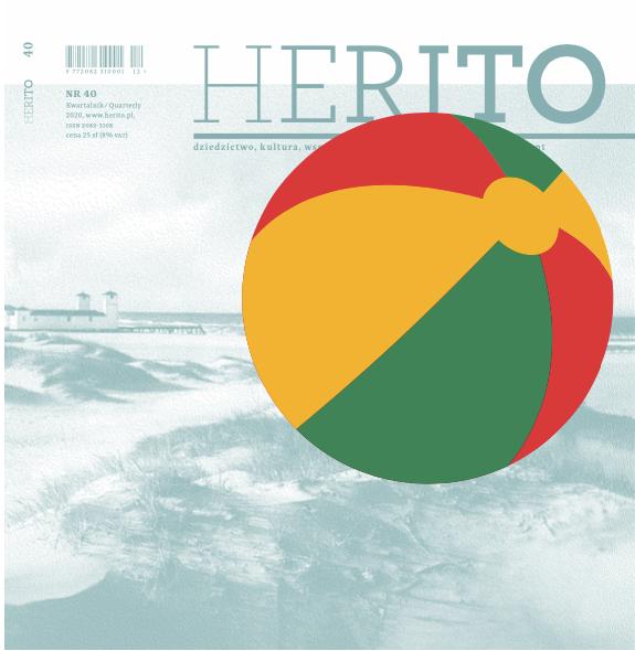 Lenkijoje pasirodė Lietuvai skirto žurnalo HERITO numeris