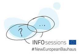 """Kvietimas dalyvauti informaciniame seminare apie """"New European Bauhaus"""" projektą"""