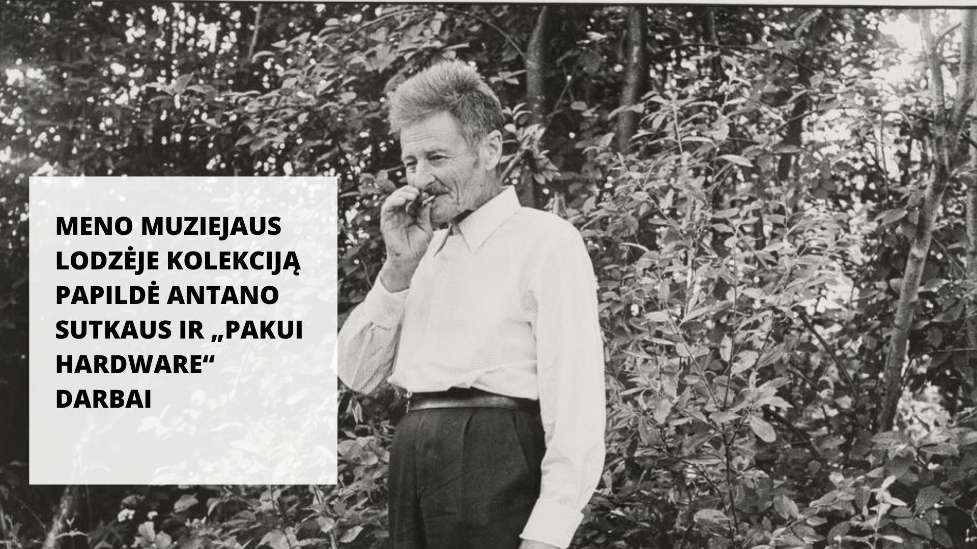 Lietuvos menininkų darbai - Lodzės muziejaus kolekcijoje