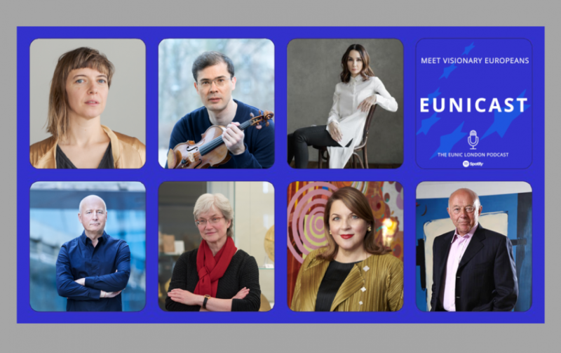"""Tinklalaidžių serijoje """"EUNICAST: susitikime su Europos vizionieriais"""" pristatoma ir lietuvių kūrėja Lina Lapelytė"""