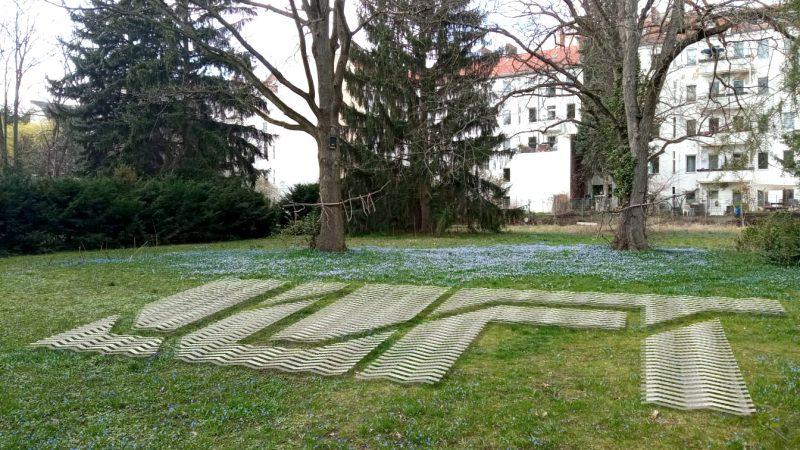 Instaliacija Berlyne