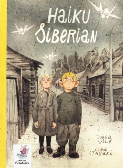 Sibiro Haiku viršelis