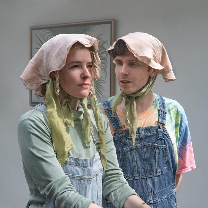 Berlyne – menininkų dueto Holly Childs ir Gedimino Žygaus muzikinė instaliacija