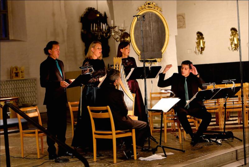 """Ansamblis """"Canto Fiorito"""" Vokietijoje vykstančiame """"Via Mediaeval"""" viduramžių muzikos festivalyje"""