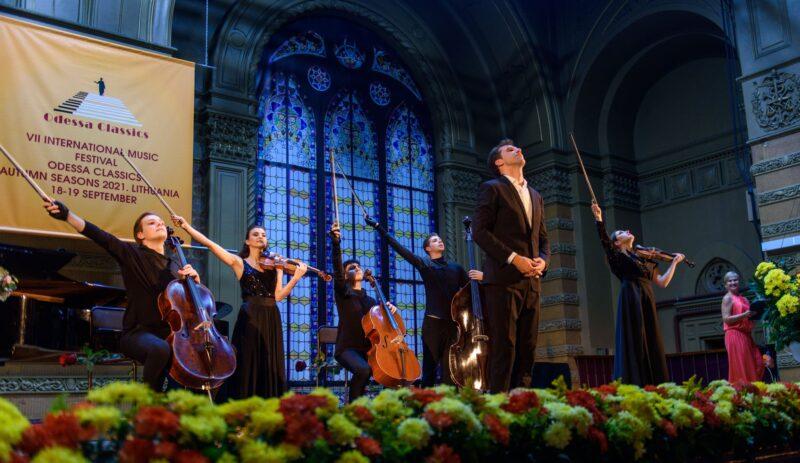 Odesoje vykusiame klasikinės muzikos festivalio programoje – Lietuvai skirtas rudens sezonas