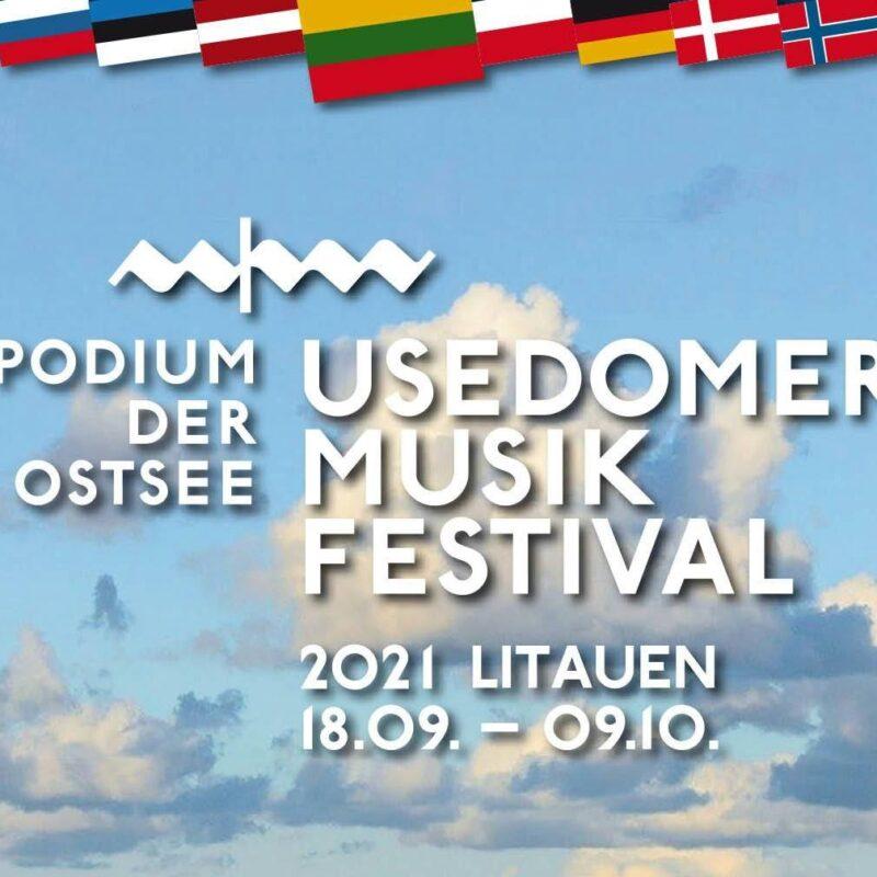 Lietuva – Uzedomo muzikos festivalio Vokietijoje šalis viešnia