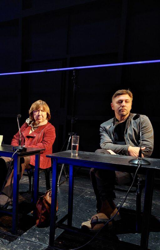 Tarptautiniame teatro festivalyje Berlyne – Mariaus Ivaškevičiaus pjesės pristatymas