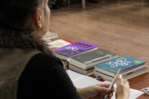 008-verteju seminaras literaturologes prof. Jurates Sprindytes paskaita apie naujausius rekomenduojamus versti lietuviu prozos kurinius