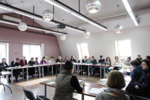 011 Verteju seminaras KEdainiuose prof. Jurates Sprindytes paskaita