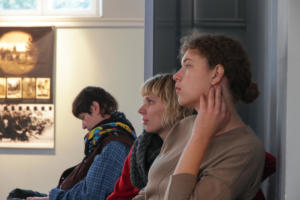 065 Vertėjų seminaras Kėdainiuose Skaitymai Daugiakultūriame centre