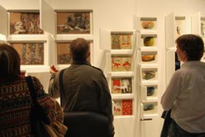 Illustrarium paroda lankytojai2