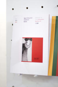 LT stendas Kolekcija katalogas IBBY