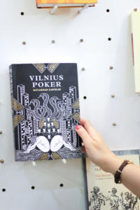 LT stendas kolekcija Vilnius poker francais 2
