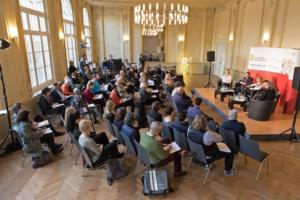 spaudos konferencija Leipcige